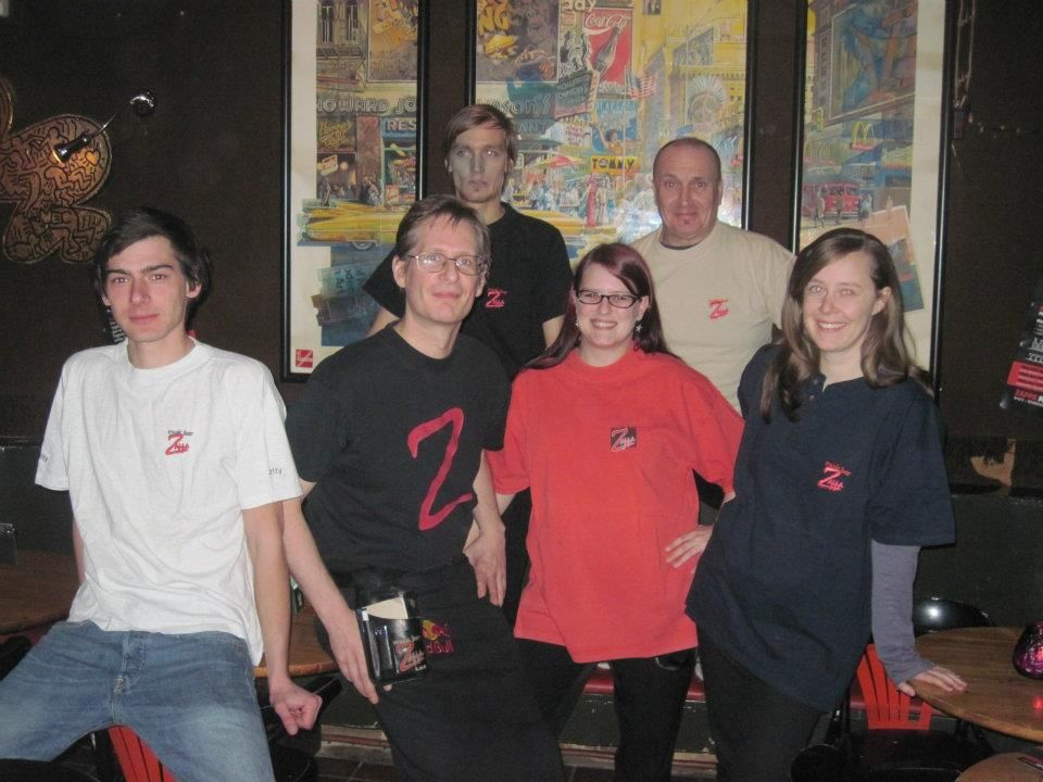 zappa music bar crew